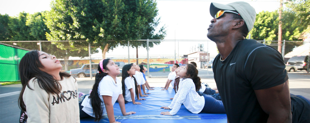 An image for Physical Activity and Physical Education in California Schools